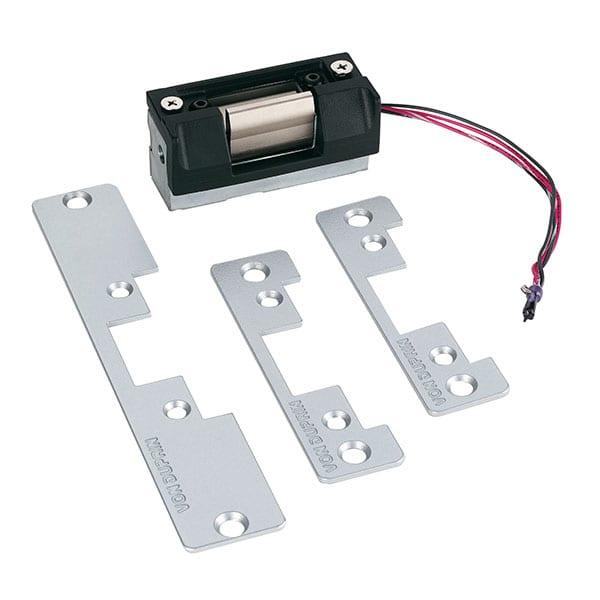Von Duprin 5100-3FP Electric Strike for Cylindrical Locks   Von Duprin 6300 Wire Diagram      Trudoor