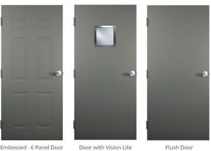 Commercial Steel Doors Trudoor