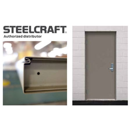 Steelcraft Commercial Hollow Metal Doors Frames